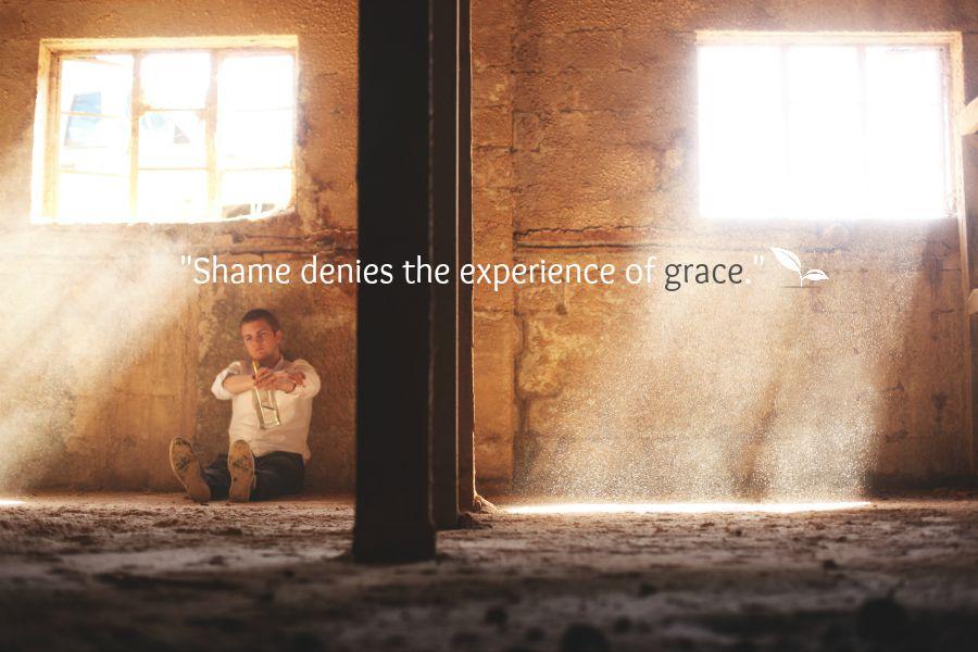Dear Shame, You've Got to GO!