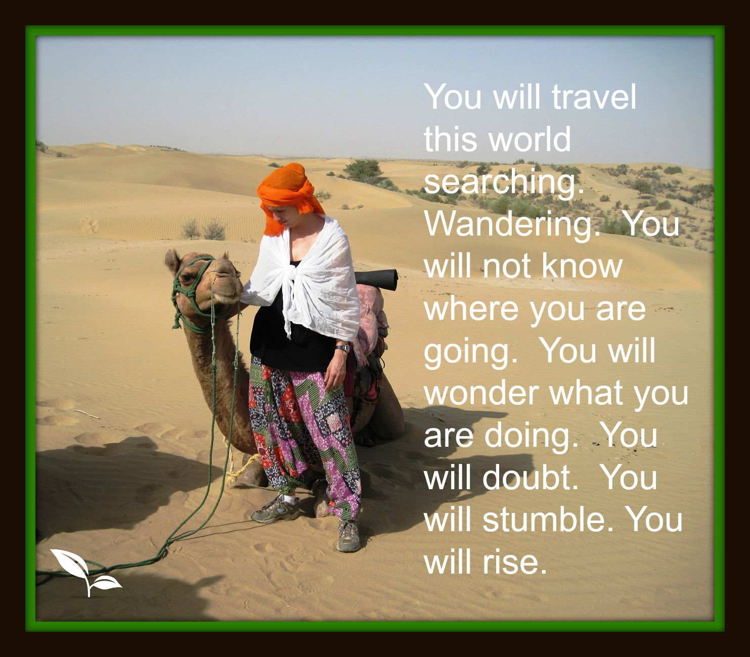 travel this world searching camel photo watermarked