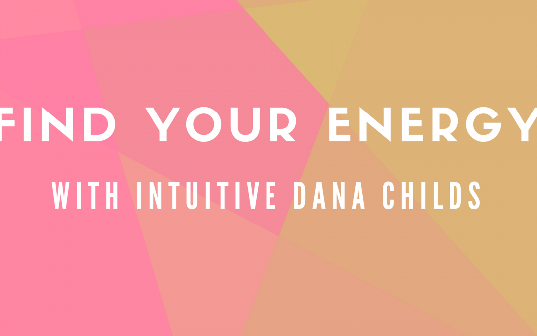 Find Your Energy | co-hosted with Margarita Confessionals